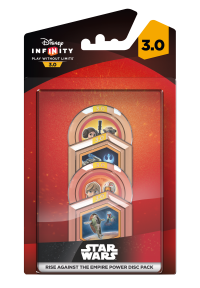 Disney Infinity 3.0: Star Wars Rise Against the Empire Power Dis