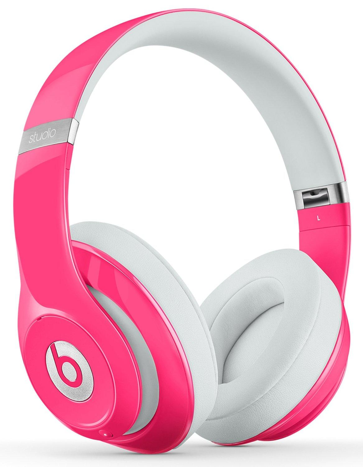 BEATS BY DR.DRE STUDIO 2.0 OVER-EAR HEADPHONES - PINK