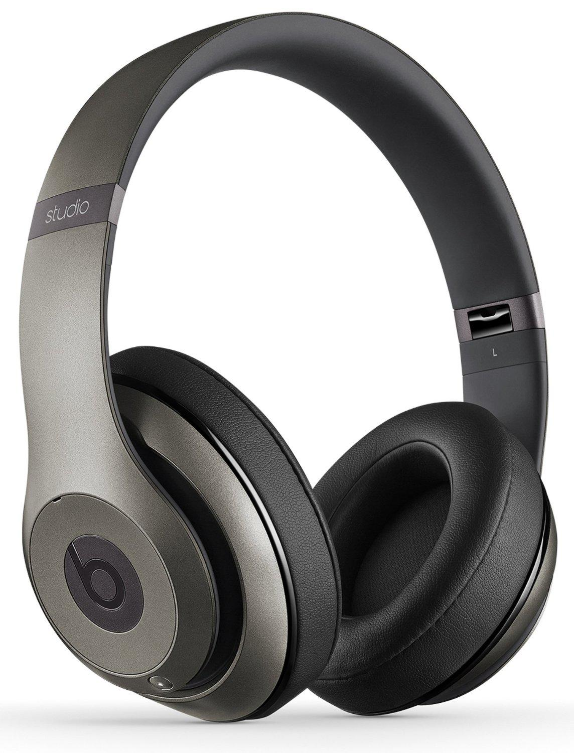 Beats by Dr.Dre Studio 2.0 Over-Ear Headphones -Titanium