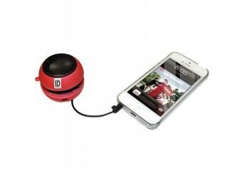 JIVO One Direction Speaker iPhone/Smartphone MP3 Burger Red