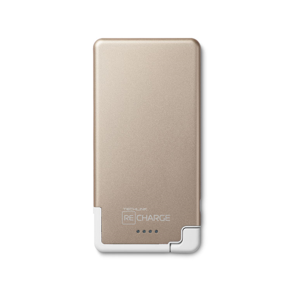 Techlink ReCharge 3000 UltraThin Power Champagne