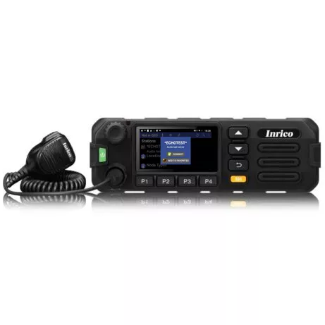 Inrico TM-8 Mobile Network Radio Transceiver
