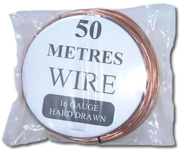 HDCW-50 Hard Drawn Copper Wire