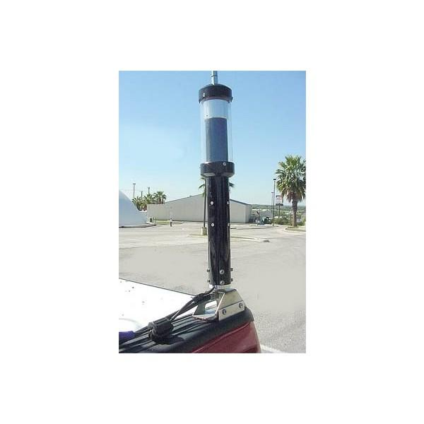 TARHEEL 40A-HP MOTORISED HIGH POWER HF ANTENNA