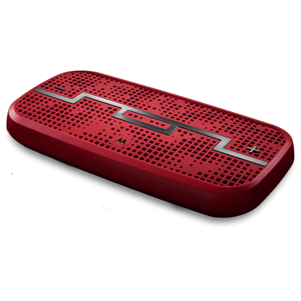 Sol Republic Deck Wireless Speaker Vivid Red