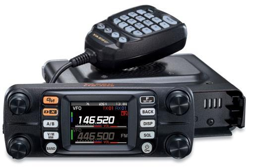 Yaesu FTM-300DE 50W FM/C4FM VHF/UHF Mobile with Bluetooth
