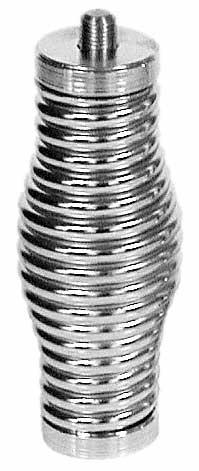 Hustler C29 Stainless Steel Heavy Duty CB Radio Antenna Spring