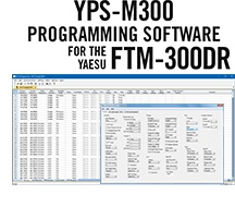 Yaesu FTM-300 Programming Software Only 1