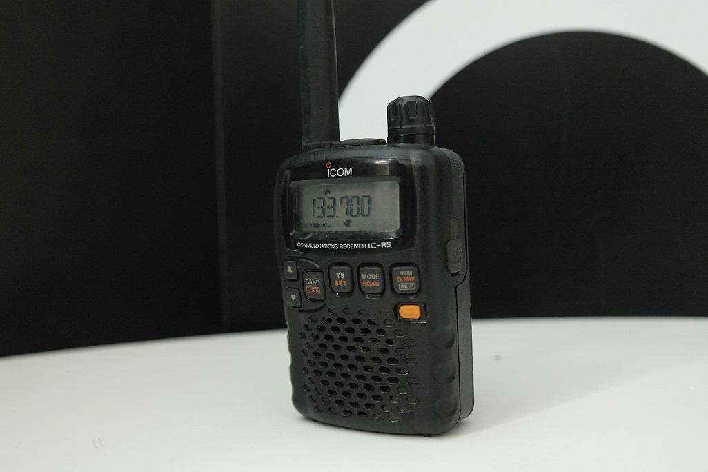 Second Hand Icom IC-R5 Communications Receiver 3