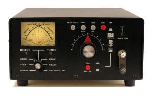 PALSTAR AT-500 Meter 600 Watt PEP Antenna Tuner