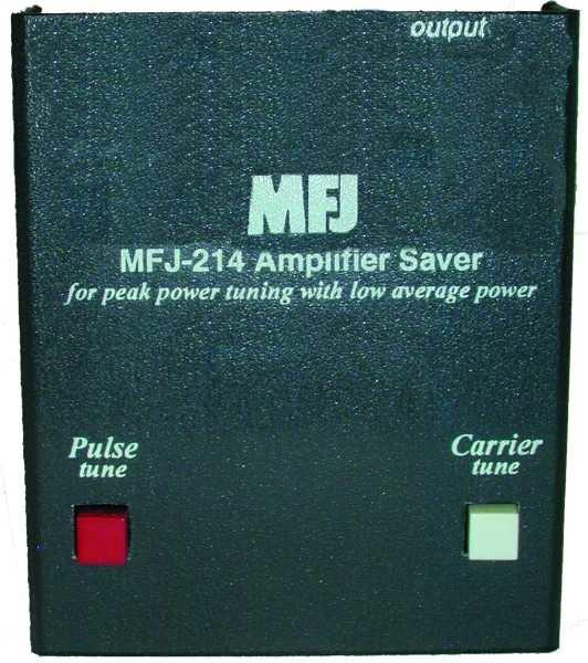 MFJ-214 Amplifier Saver