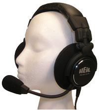 Heil PRO-SET-ELITE-6 Headset using Heil HC-6 element