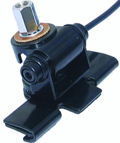 MFJ-345T  Trunk Lip adjustable Mount 3/8in Base