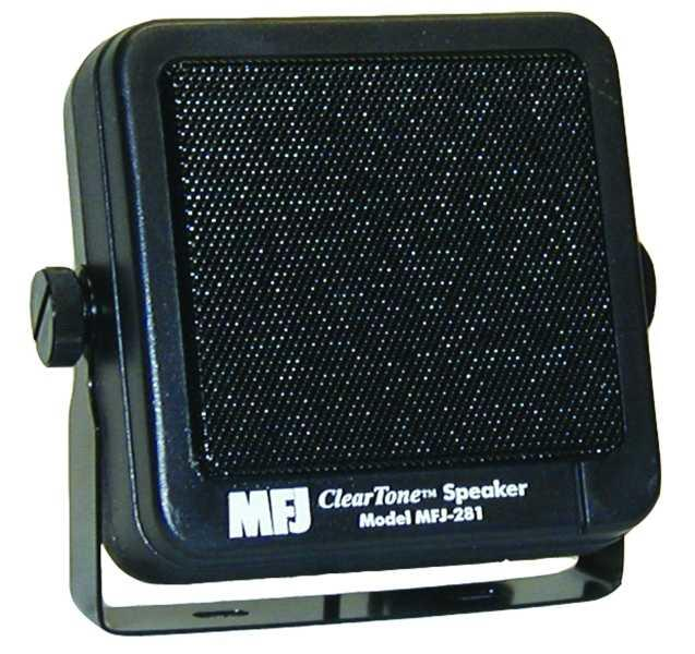 MFJ-281 - ClearTone Communication Speaker