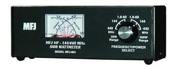MFJ-864 MFJ SWR POWER Meter