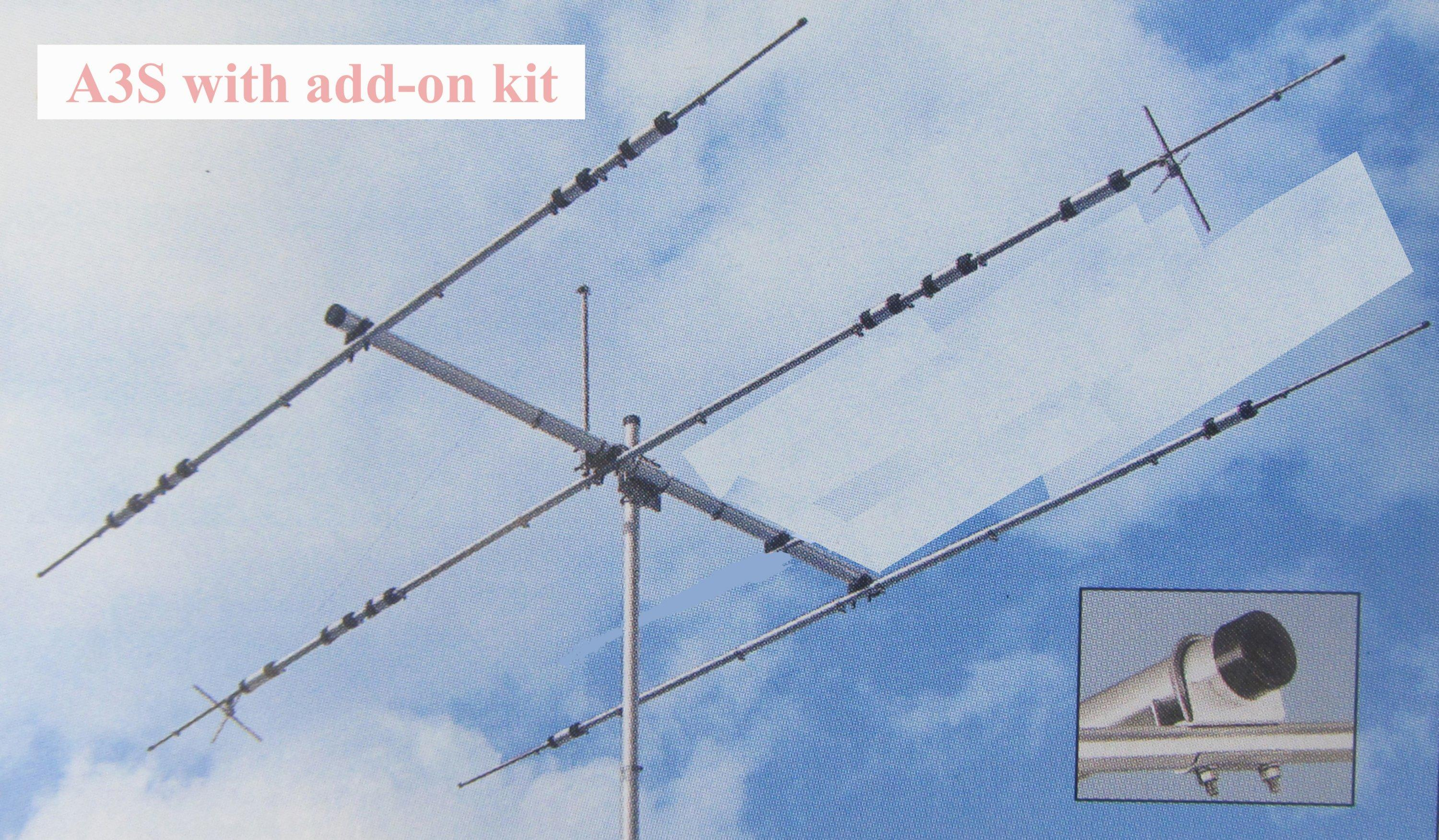 Cushcraft A-743 7/10MHz Add-on Kit for A3S