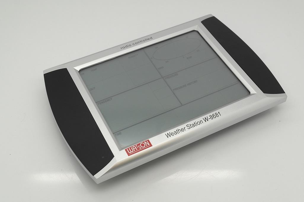 watson 8681-LCD Spare LCD display for W-8681