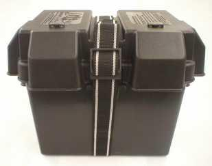 Battery Box for Group 24 Size Battery