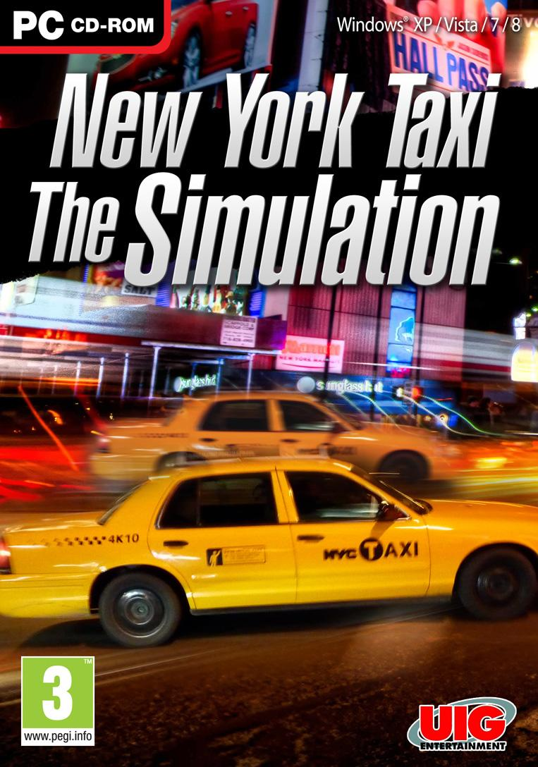 New York Taxi: The Simulation