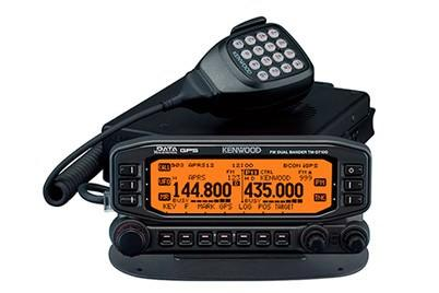 Kenwood TM-D710GE VHF/UHF Mobile Transceiver