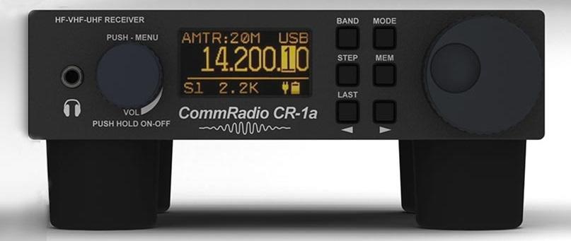 RadioComm CR-1a Multiband Communications Receiver