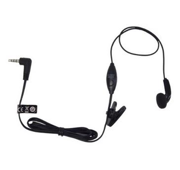 Yaesu SSM-57A Earphone /& PTT Microphone Replaces MH-37A4B Yaesu Vertex