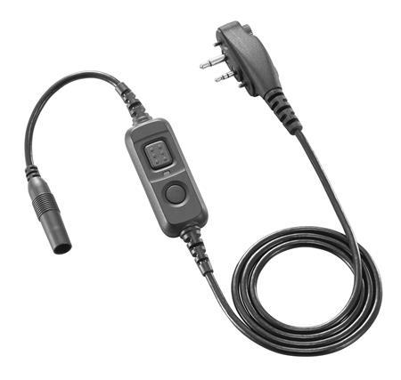 Icom VS-4LA PTT Switch cable