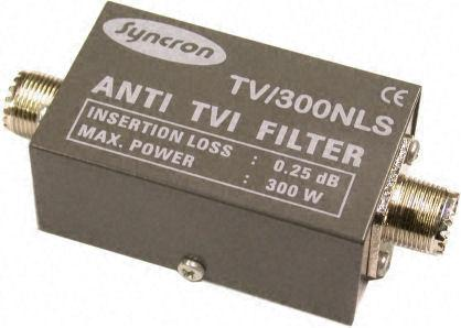 Syncron 300-NLS Anti TVI Filter
