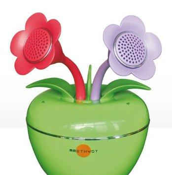 Amethyst iFlower Speaker - Green
