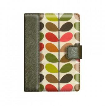 Orla Kiely Book Case Kindle Fire - Multi Stem