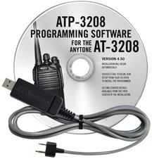ATP-3208 Programming Software and USB-K4Y cable for the AnyTone