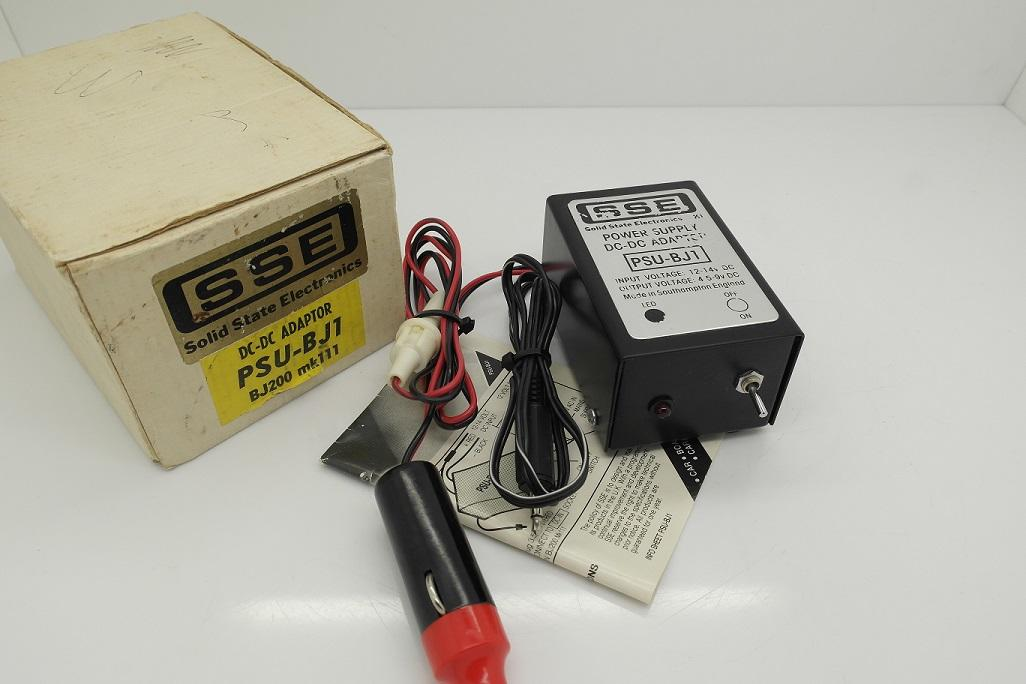 Second Hand SSE BJ-200 DC DC Converter