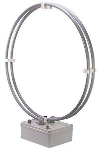 MLA-M V.5 magnetic loop antenna for portable use, 80-10m incl. 6