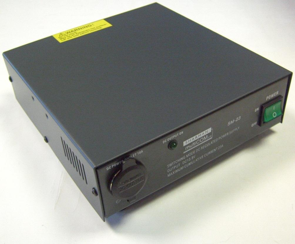 Sharman SM-23 Regulated 23 Amp Power Supply