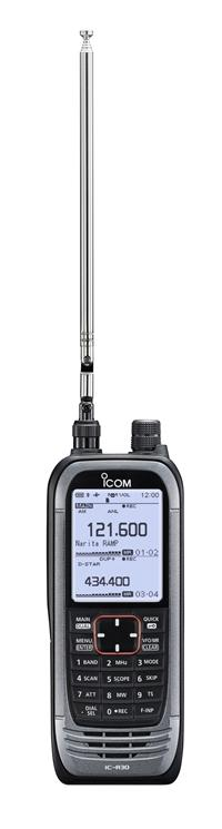IC-R30 Communications Receiver