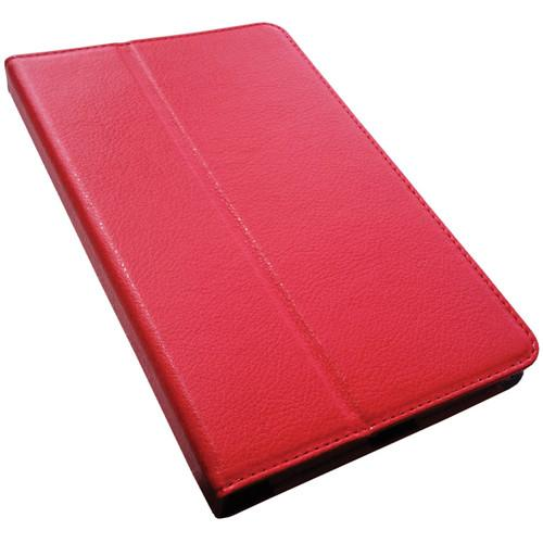 "Jivo Jacket Designed for HP Slate 7"" Red"