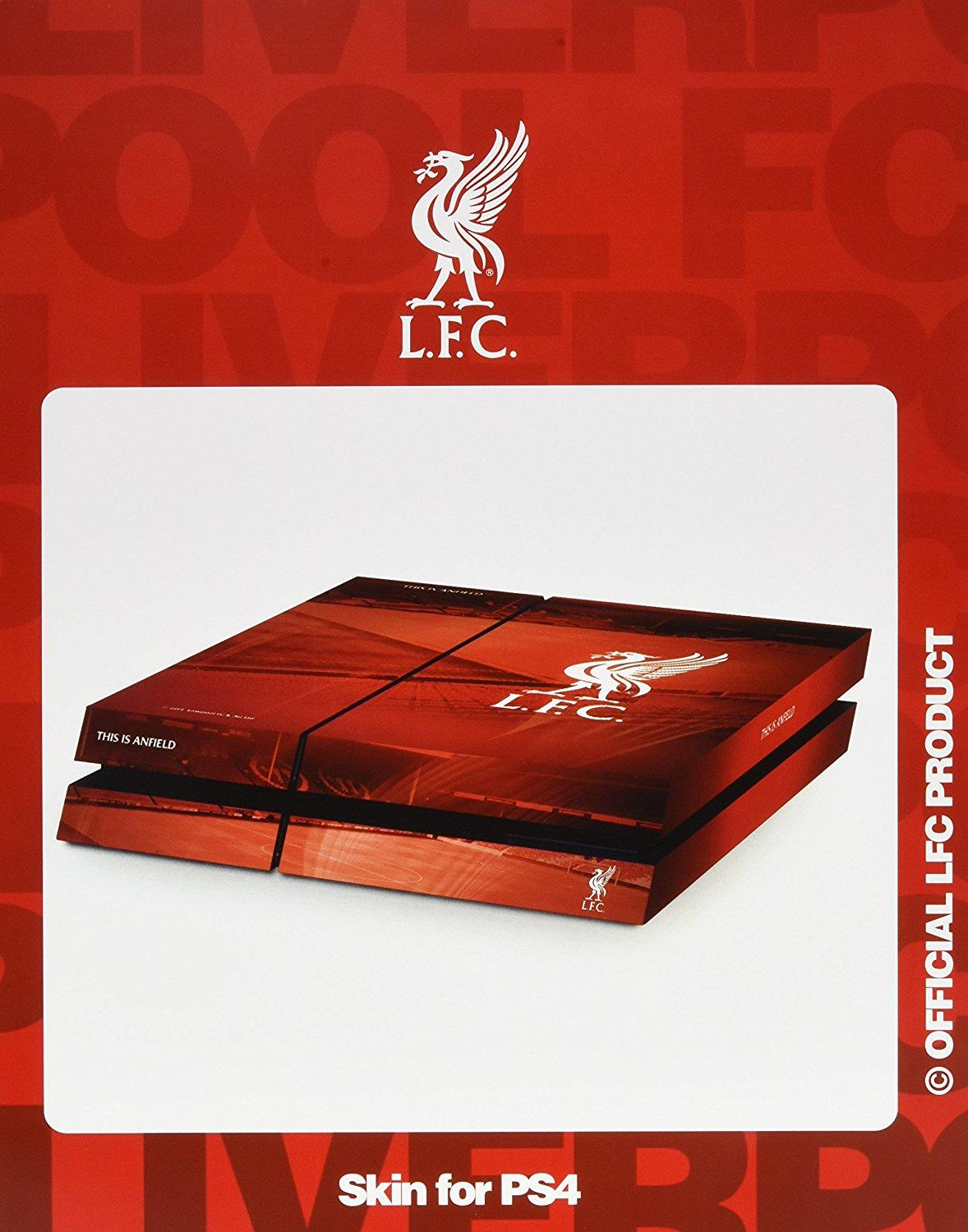 inToro Liverpool FC Skin for PlayStation 4 Console