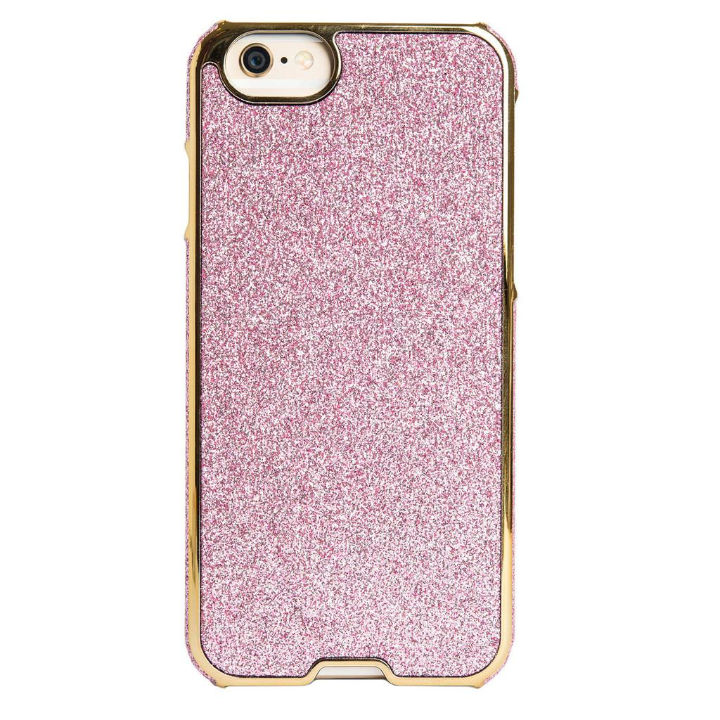 Agent 18 iPhone 6 Inlay - Pink Glitter