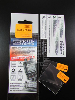 Radio Screen Protector