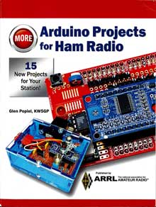 More Arduino Projects for Ham Radio 1