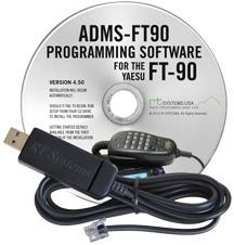 ADMS-FT90 Programming Software and USB-29C cable for FT-90