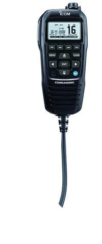 Icom HM-229B COMMANDMIC Black