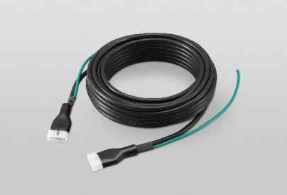 Icom OPC-1465 shielded control cable