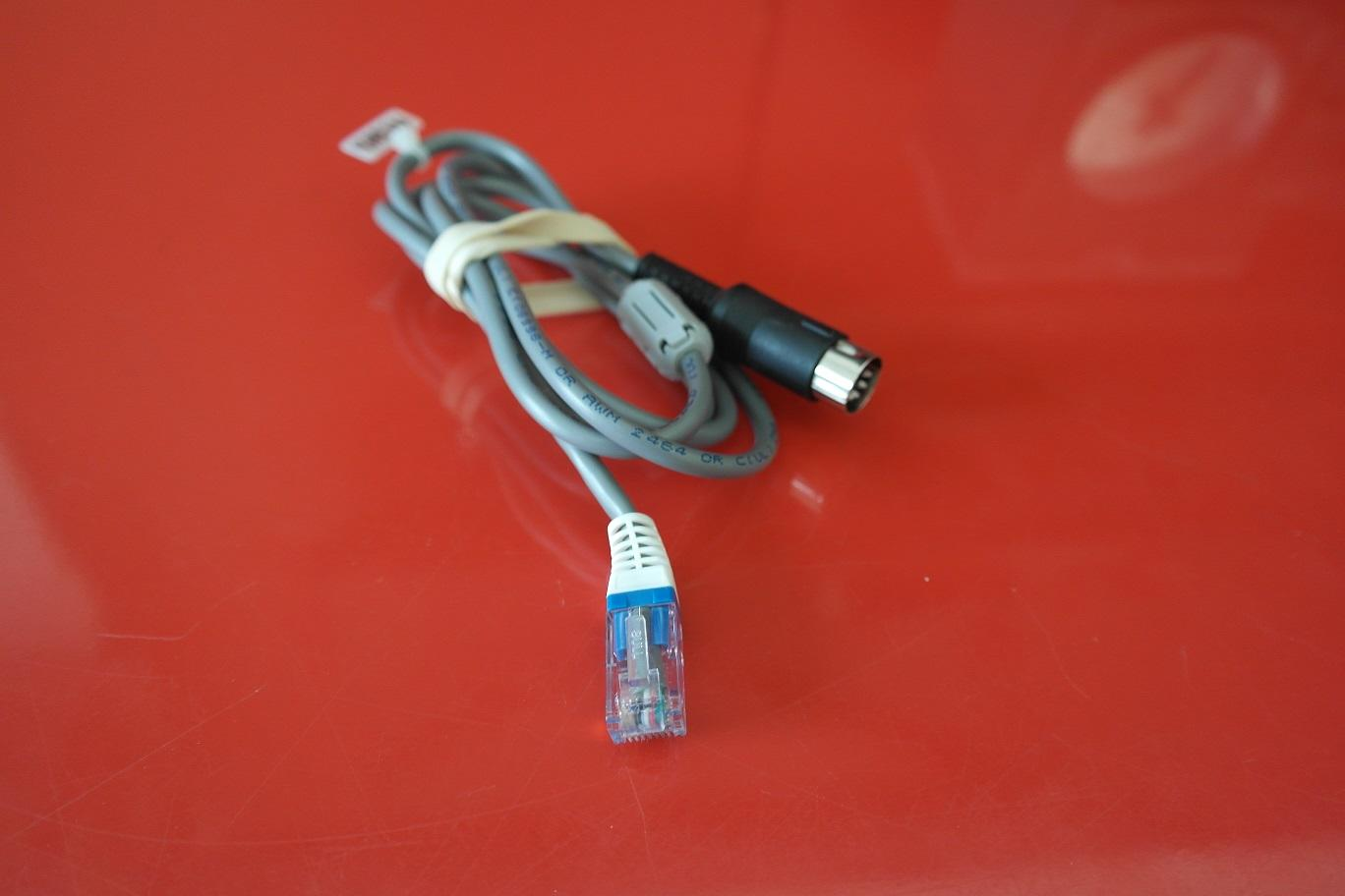 Second Hand W2IHY 8 Pin Modular Cable for 857 FT991 Etc 1