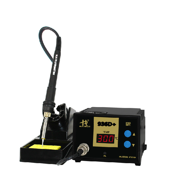 HAIRUI 936D+ Digital Lead-free ESD Soldering Station 1