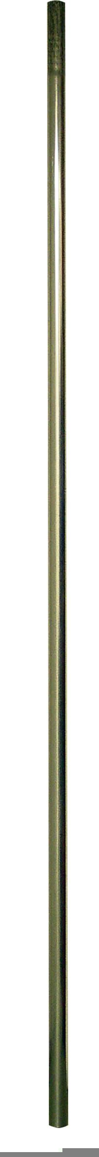 STEEL POLE 6' X 1.25'' SWAGED