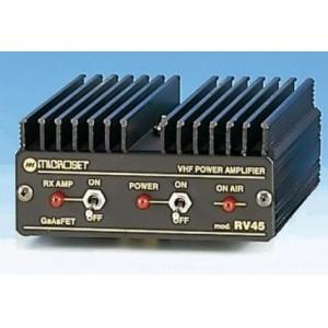 RV-45 Microset 45W 2m Linear Amplifier