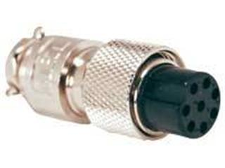 HMC Heil Pack of two 8-pin Microphone plugs (sockets)