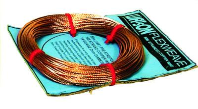 DR-FW-18 100 metre drum of flexiweave Multi Stranded Copper Wire