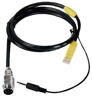 Heil HSTA-YM Heil Interface cable for Traveler to Yaesu Modular